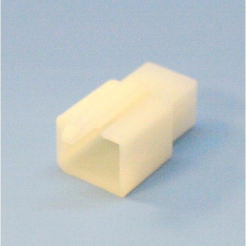 6 Way Natural Female 2 8mm Mini Connector Housing
