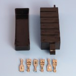6 Way Bulkhead Blade Fuse Holder Kit