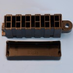 6 Way Bulkhead Blade Fuse Holder