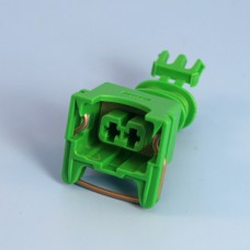 2 Way TE Junior Power Timer Green Housing