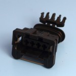 4 Way TE Junior Power Timer Black Housing