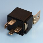 Premium Quality 24V 40 Amp 4 Pin Normally Open With Mounting Bracket - Form A