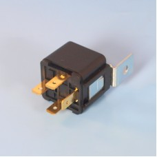 12V Relay 40 Amp 4 Pin Normally Open Contact With Mounting Bracket - Form A