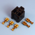 Black Relay Base Holder Kit