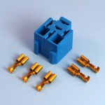 Blue Relay Base Holder Kit
