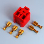 Red Relay Base Holder Kit