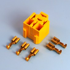 Yellow Relay Base Holder Kit